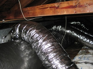 attic clean encapsulated, attic encapsulated mold cleanup