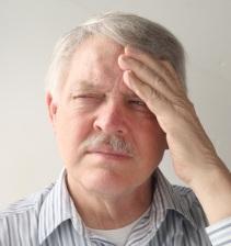 Headache from mold allergies