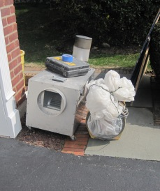 Equipment for mold remediation