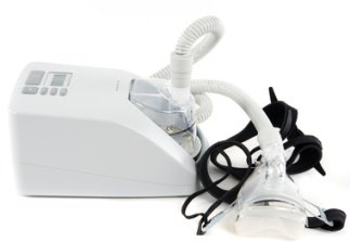 CPAP Device With Black Mold